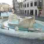 Fontaine Barcaccia