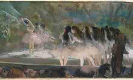 Ballet à l'Opéra de Paris