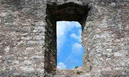 Passeggiata della Penitenza a Canossa