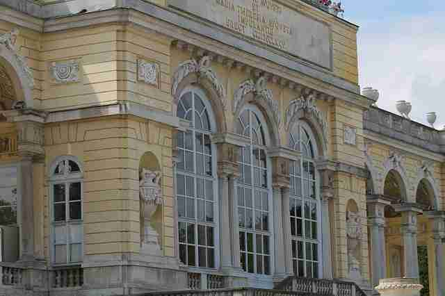 Gloriette Vienna