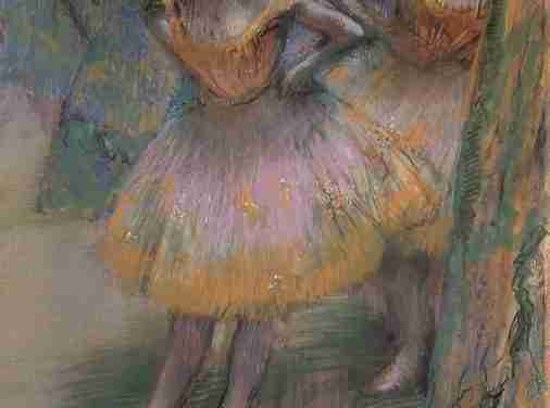 Edgar Degas, Werke