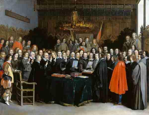 Paix de Westphalie
