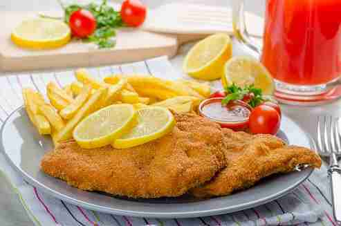 The History of the Viennese Schnitzel