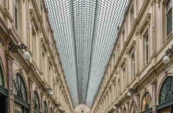 Galerias Royales Saint-Hubert