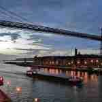 Die Biskaya-Brücke