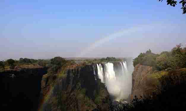 El gran explorador africano David Livingstone