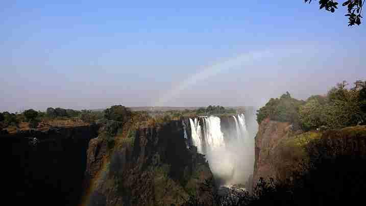 O grande explorador africano David Livingstone