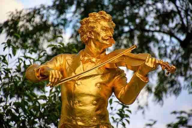 Marcha Radetzky de J. Strauss